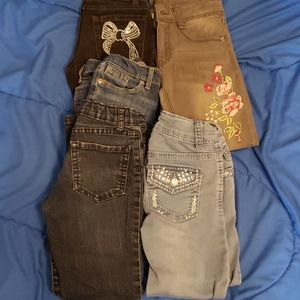 Girls jeans bundle 💕